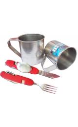 Посуда и хознаборы