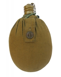Армейская фляга для воды