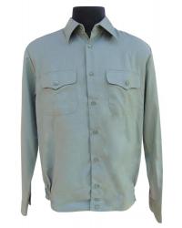 Рубашка повседневная Министерства обороны с длинным рукавом