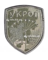 Шеврон «УКРОП - 2»