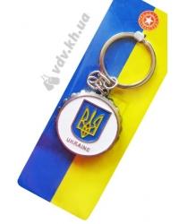 Сувенирная брелок-открывашка с символикой Украины
