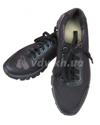 Тактические черные кроссовки