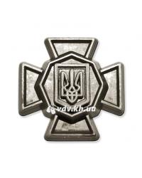 Эмблема Национальной Гвардии Украины. Хаки