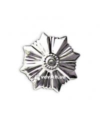 Звезда Национальной полиции Украины. Серебро