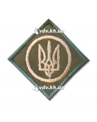 Кокарда на кепку «Бандеровку»