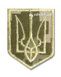 Нашивка «Герб» пиксельный
