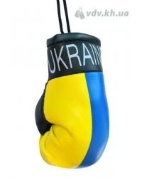 Сувенирная боксерская мини-перчатка (Украина)