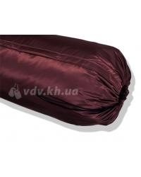 Cпальный мешок бордовый (осень-весна) -15 С