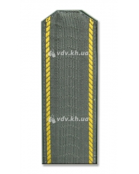 Комплект погонов МО младший офицерский состав на рубашку