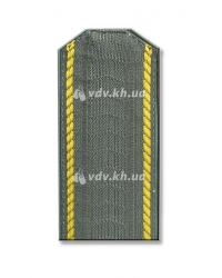 Комплект погонов МО младший офицерский состав, короткие