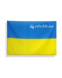 Флаг Украины шелковый на флагшток