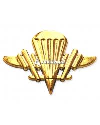 Эмблема аэромобильных войск. Золото