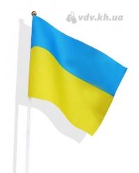 Флажок автомобильный Украина