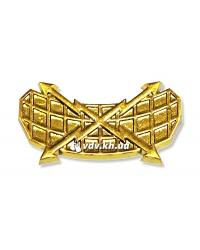 Эмблема радиотехнических войск. Золото