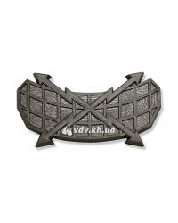 Эмблема радиотехнических войск. Хаки
