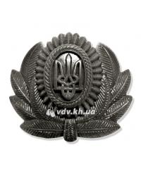 Кокарда офицерская аэромобильных войск и ВВС. Хаки